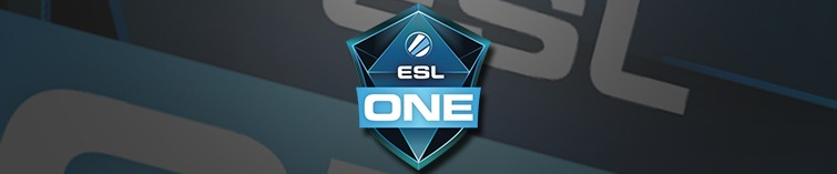 ESL One Cologne 2018 Logo