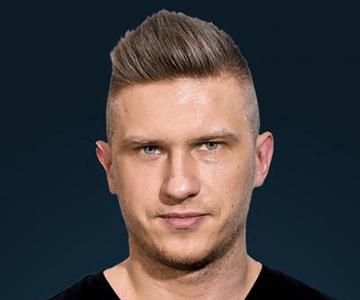 """Grzegorz """"SZPERO"""" Dziamałek"""