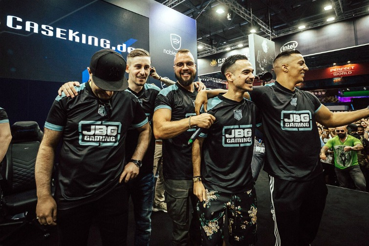 JBG Gaming Kollegah Farid Bang