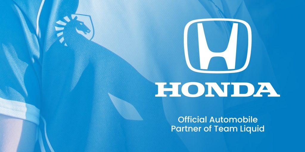 Team Liquid Honda