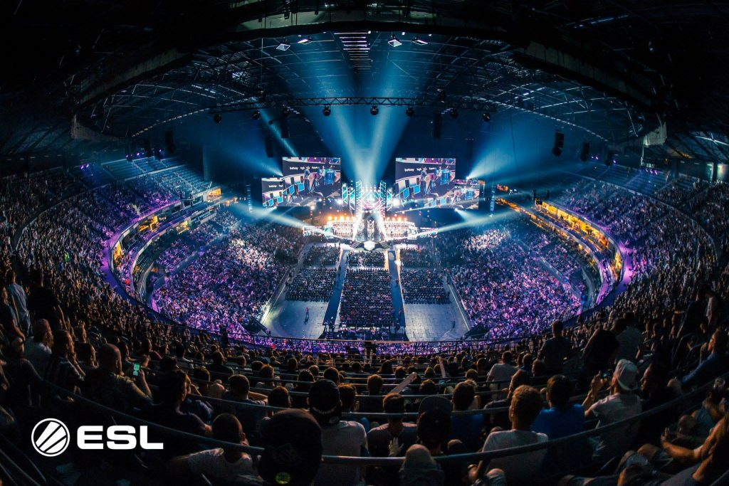 ESL One Cologne Main Stage
