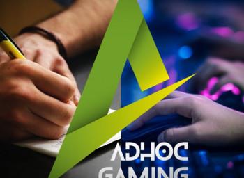 ad hoc gaming verpflichtet Lineup rund um alexRr
