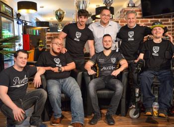 PENTA stellt neues E-Sport-Team für Spieler mit Handicap vor