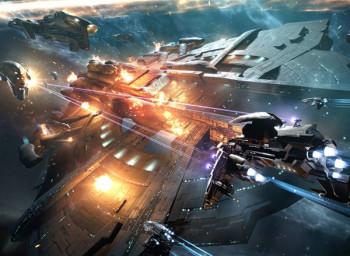 EVE Online: Spieler ersteigert Schiff für 35.000€