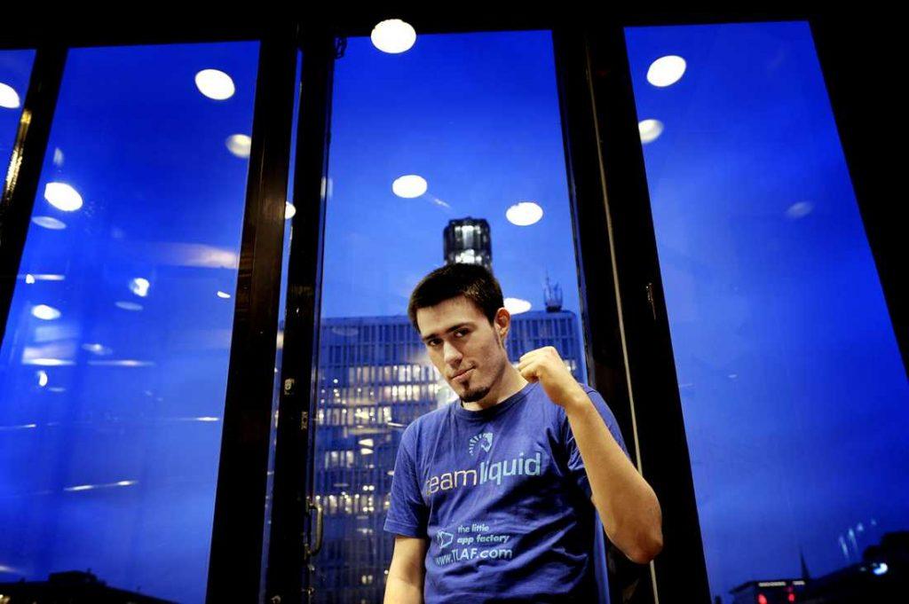 Jonathan 'Jinro' Walsh Team Liquid StarCraft 2