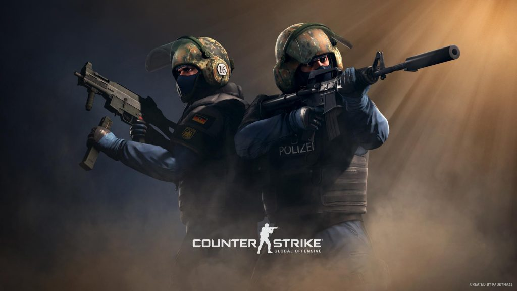 CS:GO Source 2 Engine