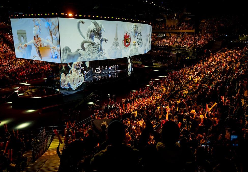 League of Legends World Finals China 2020